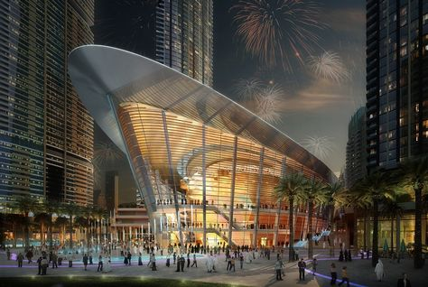 Dubai Opera House builder eyes 2016 completion date