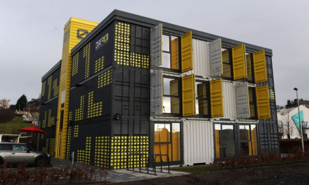 Office Containers Prefab Uae