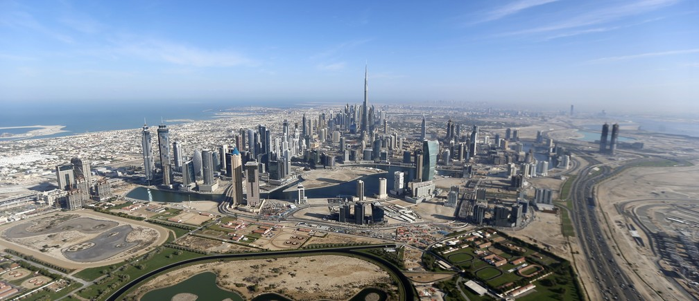 Dubai named world's top mega city for construction