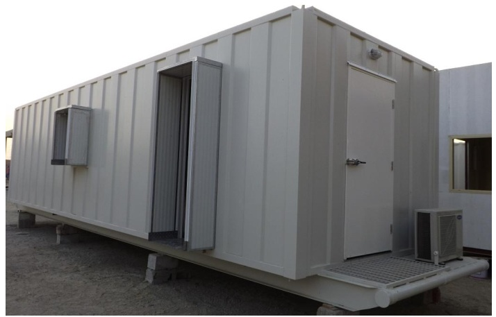 Skid Mounted Containers Prefab Uae