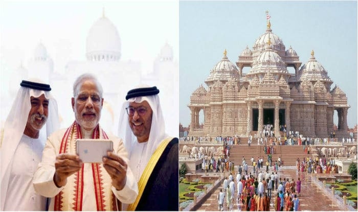 Construction of first Hindu temple in UAE likely to be completed by 2023
